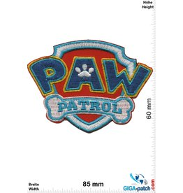 Paw Patrol - Logo - Cartoon