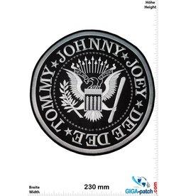 Ramones Ramones - Dee Dee - Tommy - Johnny - Joey -  23 cm - BIG