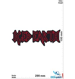 Iced Earth Iced Earth - Metal-Band -  29 cm - BIG
