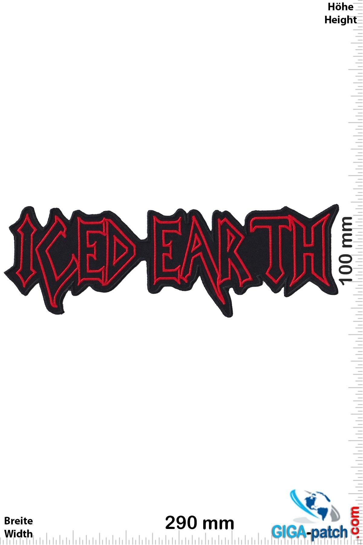 Iced Earth Iced Earth - Metal-Band -  29 cm - BIG