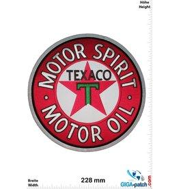 Texaco Texaco - Motor Spirit - Motor Oil  - 22 cm