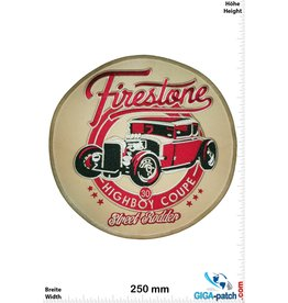 Firestone Firestone- Street Rodder - Highboy Coupe - 25 cm