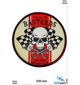 Cafe Racer Bastards - mean old - Hot Rods Motorcycles - Caferacer - 26 cm