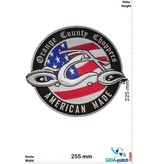 Orange County Choppers - American Made - 25 cm