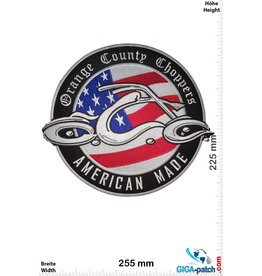 Orange County Choppers - American Made - 25 cm