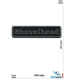Harley Davidson Shovelhead - darksilver