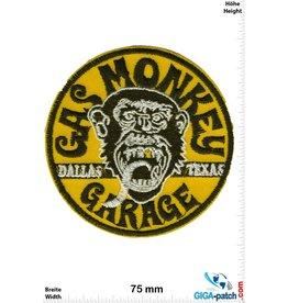 Gas Monkey Gas Monkey Garage - yellow - Dallas Texas