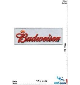 Budweiser Budweiser - white