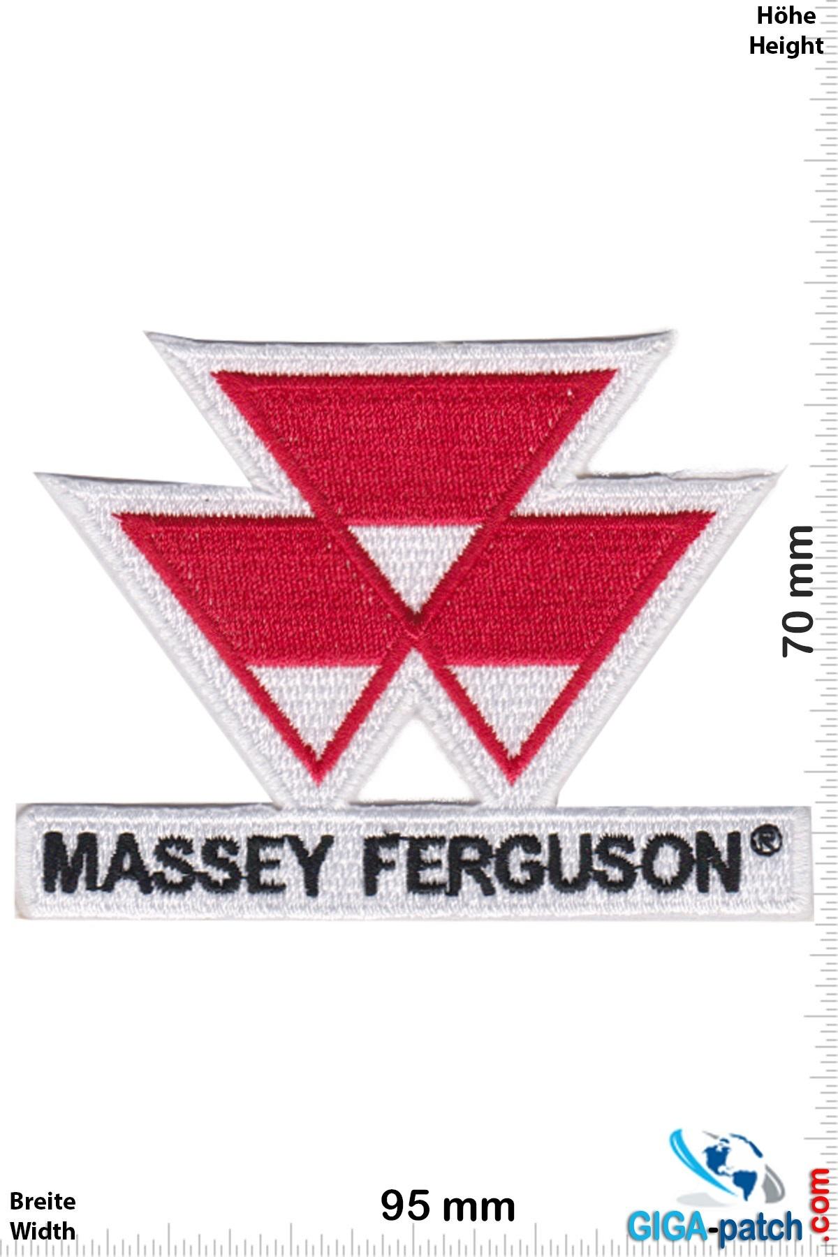 Massey Ferguson Massey Ferguson - white red
