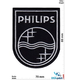 Philips - silver black