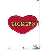 Love Heart  - Tickles
