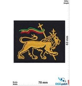 Reggae Lion Of Judah Reggae Rastafari - square