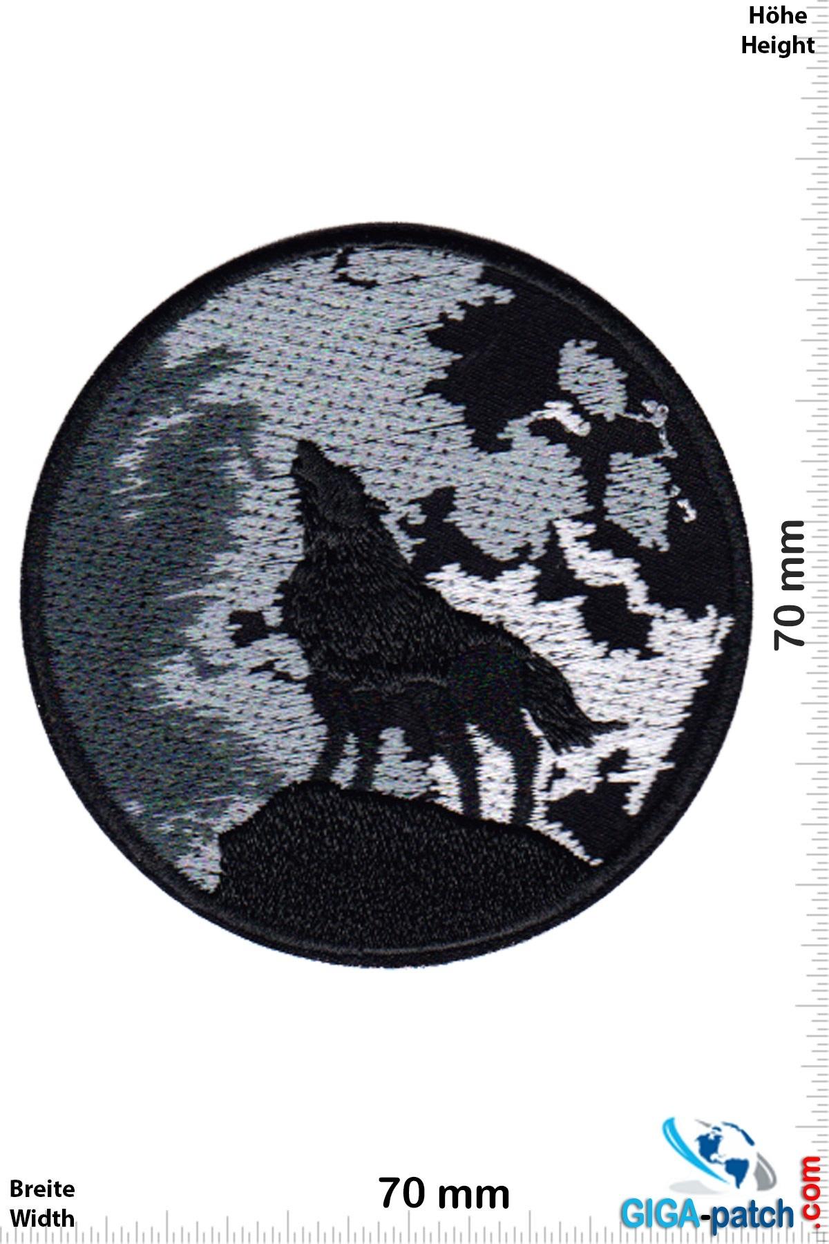 Indianer Heulender Wolf