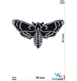 Totenkopf Totenkopf Schmetterling - Nachtfalter