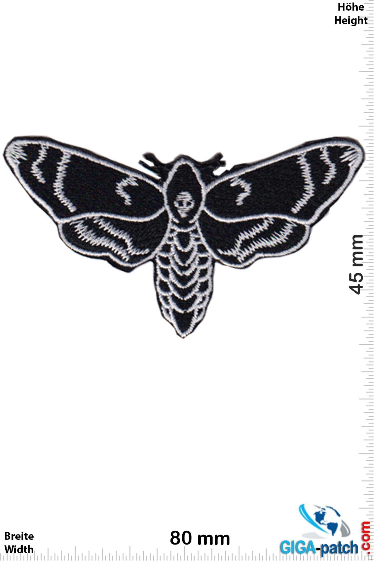 Totenkopf Skull Butterfly - Moth