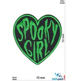 Oldschool Spooky Girl - Heart