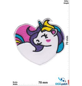 Kids Unicorn  - Heart