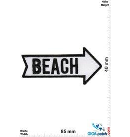 Fun Beach - black white
