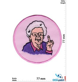 Oma - Grandma  - Fuck you