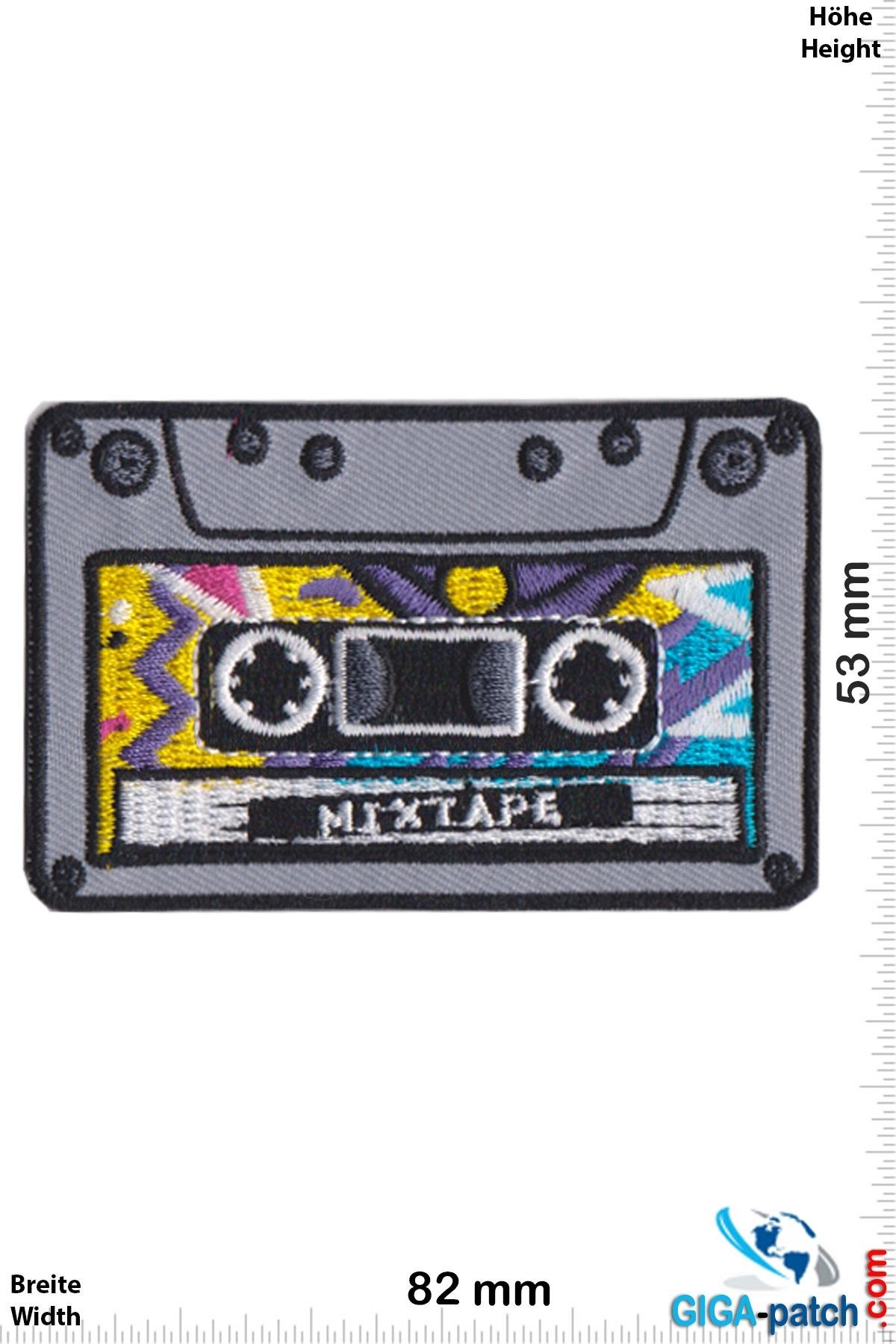 DJ Music Cassette - Mixtape