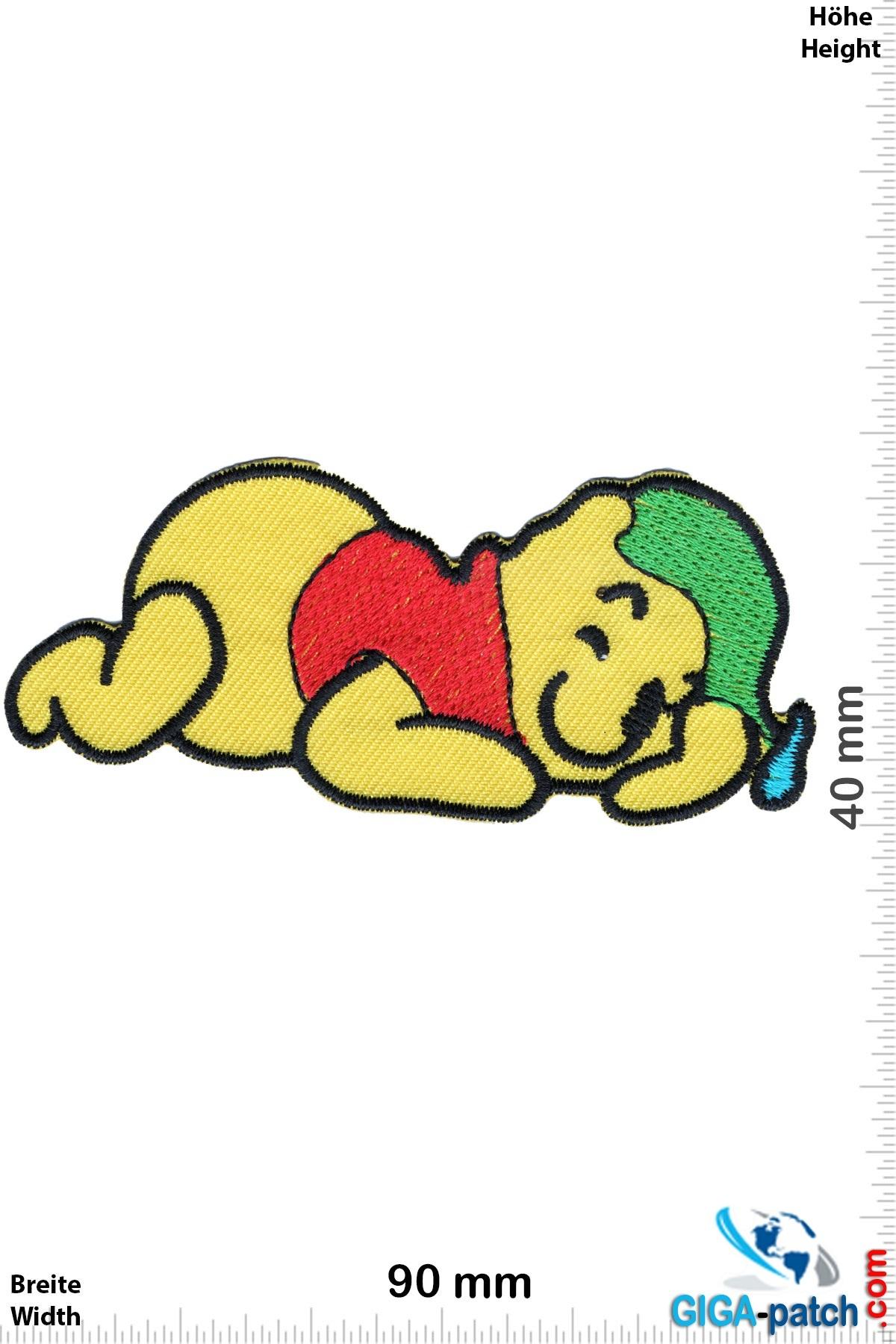 Winnie Pooh Winnie Pooh - sleep