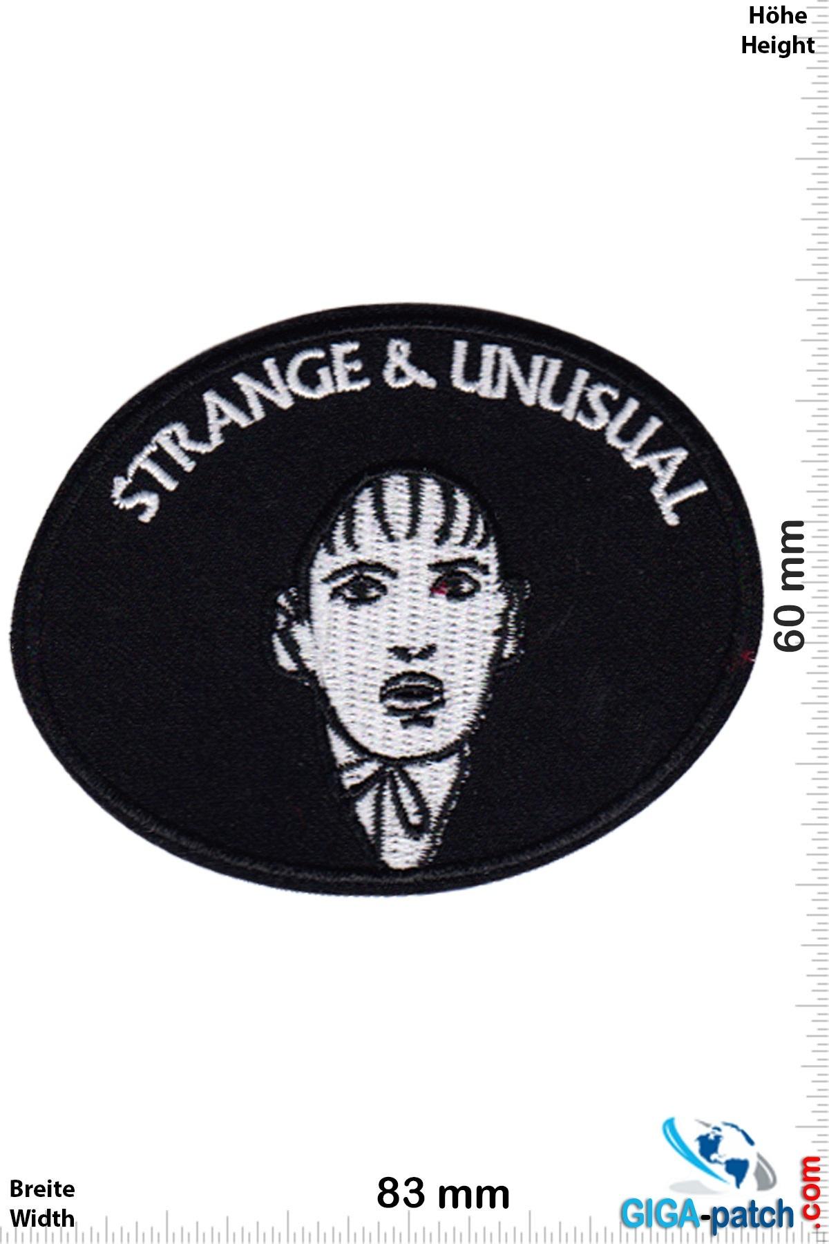 Fun Strange & Unusual - Seltsam & Ungewöhnlich