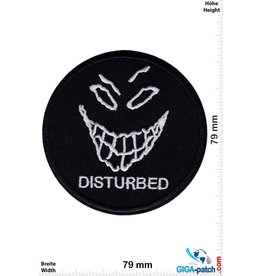 Disturbed Disturbed - smile - US Metal-Band
