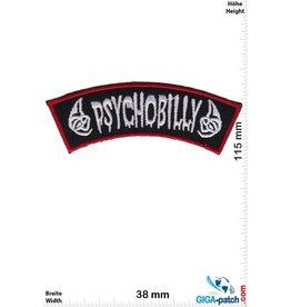 Psychobilly  Psychobilly - black silver red