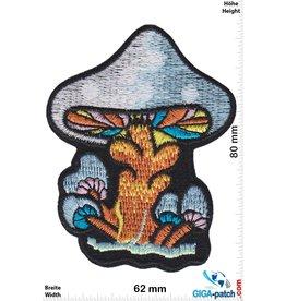Magic Mushroom Pilze - Magic Mushroom + 4 small