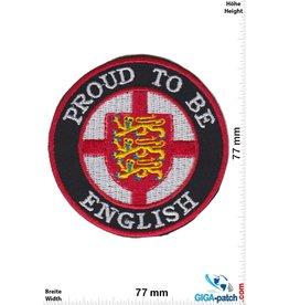 England, England Proud to be English - England