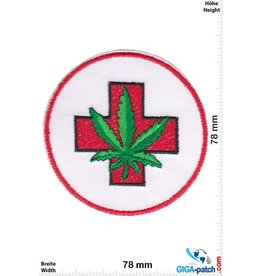 Marihuana, Marijuana Red Cross  -  Marijuana