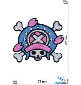 Manga One Piece - Chopper Flag  - Manga