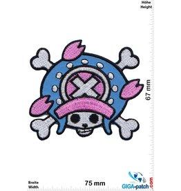 Manga One Piece - Chopper Flag  - Manga