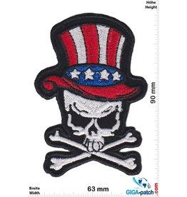 Totenkopf Skull  USA  cylinder