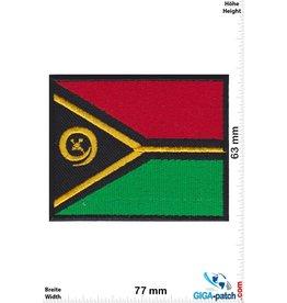 Vanuatu  - Flagge