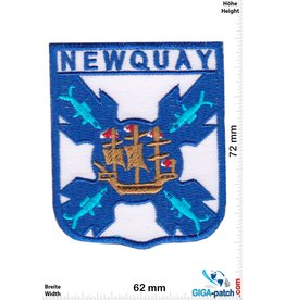 England Newquay - England - Coat of Arms