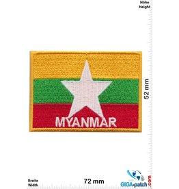 Myanmar - Flag