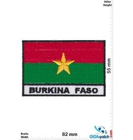 Burkina Faso - Flag