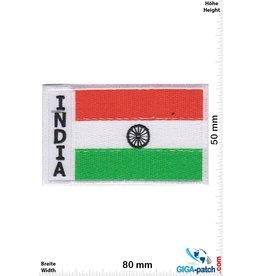 India - Flagge