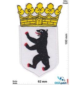 Deutschland, Germany Berlin - bear - crown gold