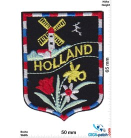 Holland, Netherland Wappen - Holland - Coat of Arms  Netherland