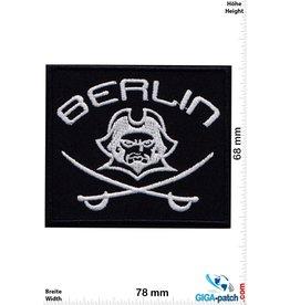 Deutschland, Germany Berlin - Pirat - schwarz silber