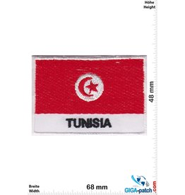 Tunisia Tunesien - Tunisia - Flagge