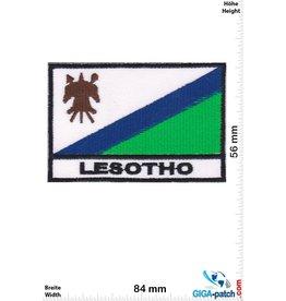 Lesotho - Flag