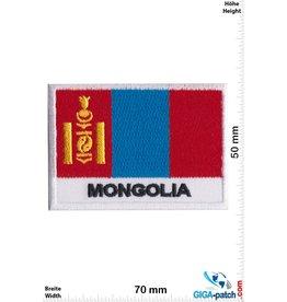 Mongolia Mongolia - Mongolei - Flagge