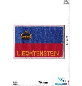 Liechtenstein - Flagge