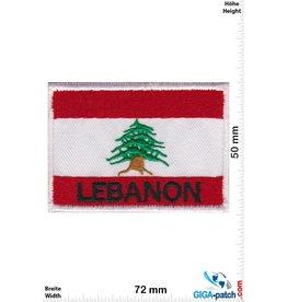 Lebanon Lebanon - Flagge