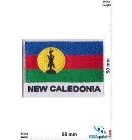 New Caledonia - Flag