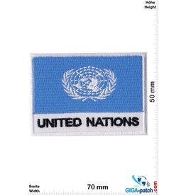 United Nations, United Nations Flagge -United Nations - Flag