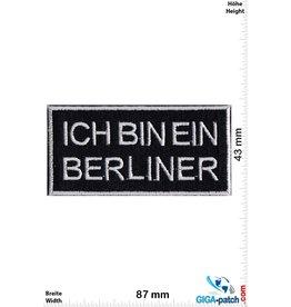 Deutschland, Germany Ich bin ein  Berliner